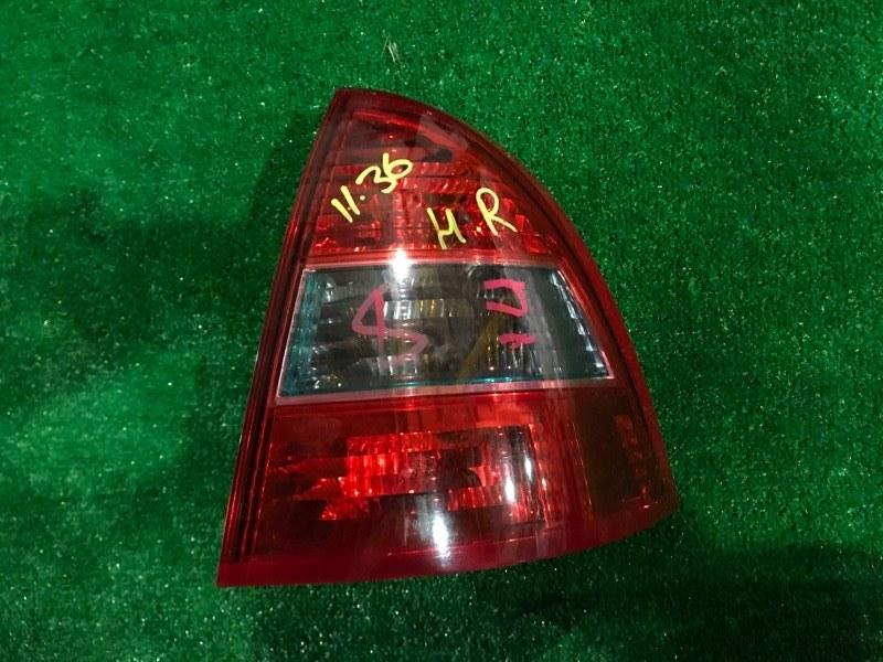 Фонарь стоп-сигнала Citroen C5 XFUPSA 2007 правый
