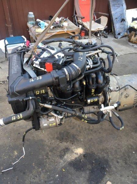 Двигатель Mercedes-Benz C180 111.951 2001