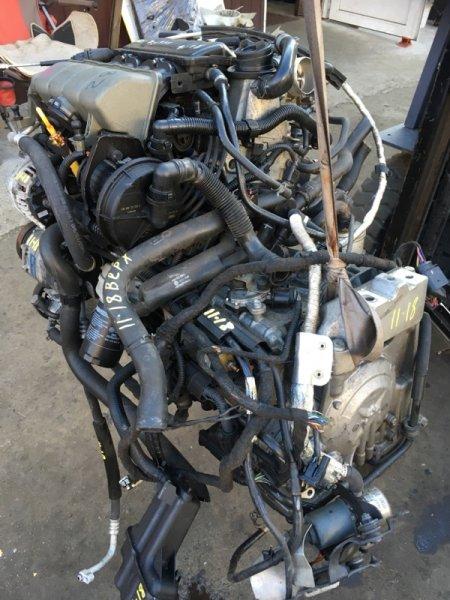 Проводка двигателя Volkswagen New Beetle 9C AZJ 2011