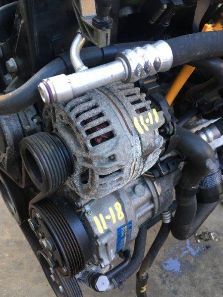 Генератор Volkswagen New Beetle 9C AZJ 2011