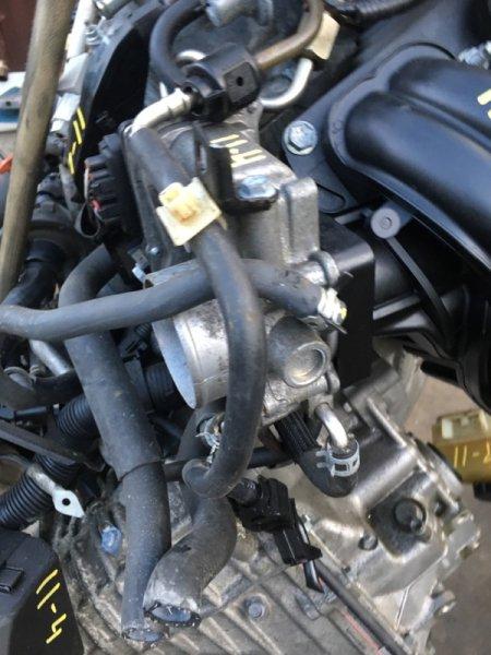 Заслонка дроссельная Toyota Avensis AZT251 2AZ-FSE
