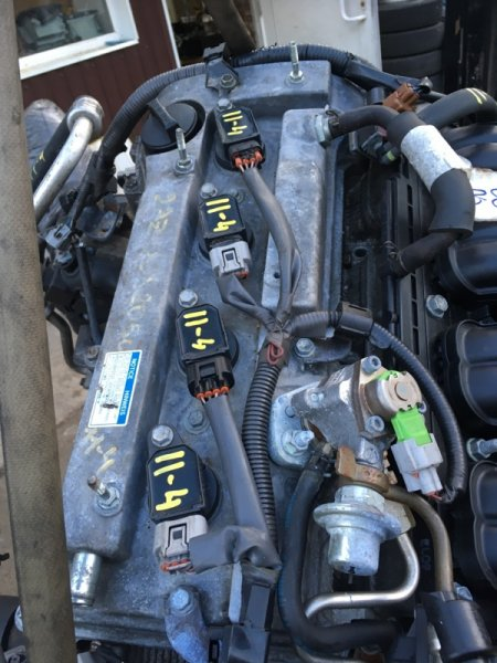 Катушка зажигания Toyota Avensis AZT251 2AZ-FSE