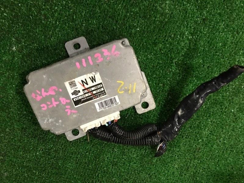 Блок управления рулевой рейкой Nissan March K13 HR12