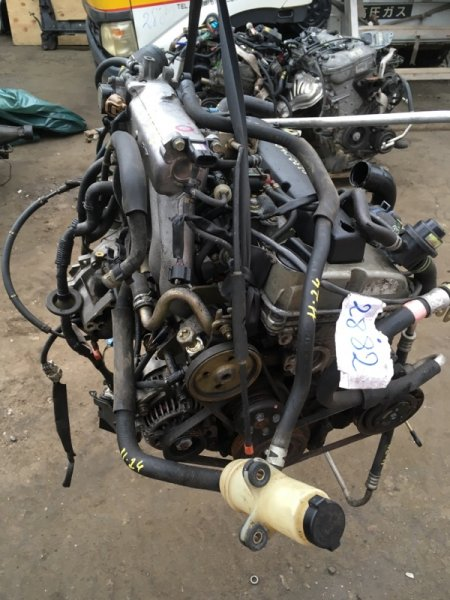 Двигатель Daihatsu Move L902S JB-DET