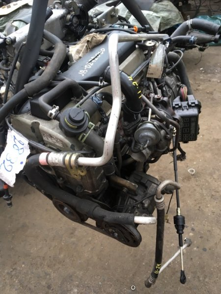 Шланг кондиционера Daihatsu Move L902S JB-DET