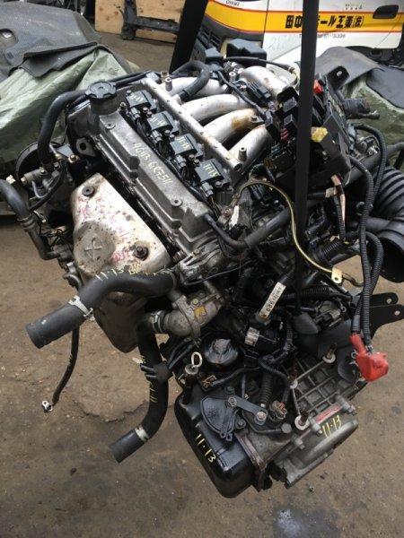 Двигатель Mitsubishi Legnum EA1W 4G93