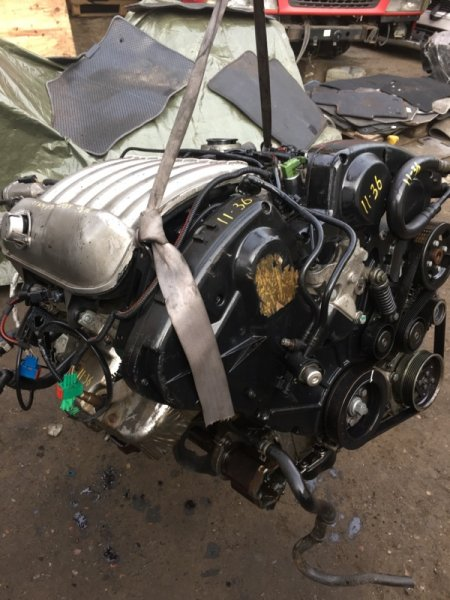 Двигатель Citroen C5 XFUPSA 2007