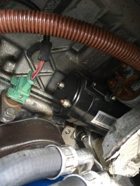 Стартер Citroen C5 XFUPSA 2007
