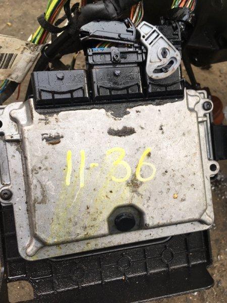 Блок управления двс Citroen C5 XFUPSA