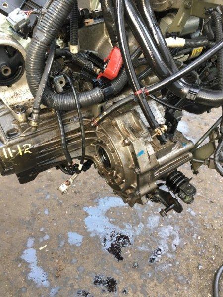 Мкпп Nissan Ad VFY11 QG15DE