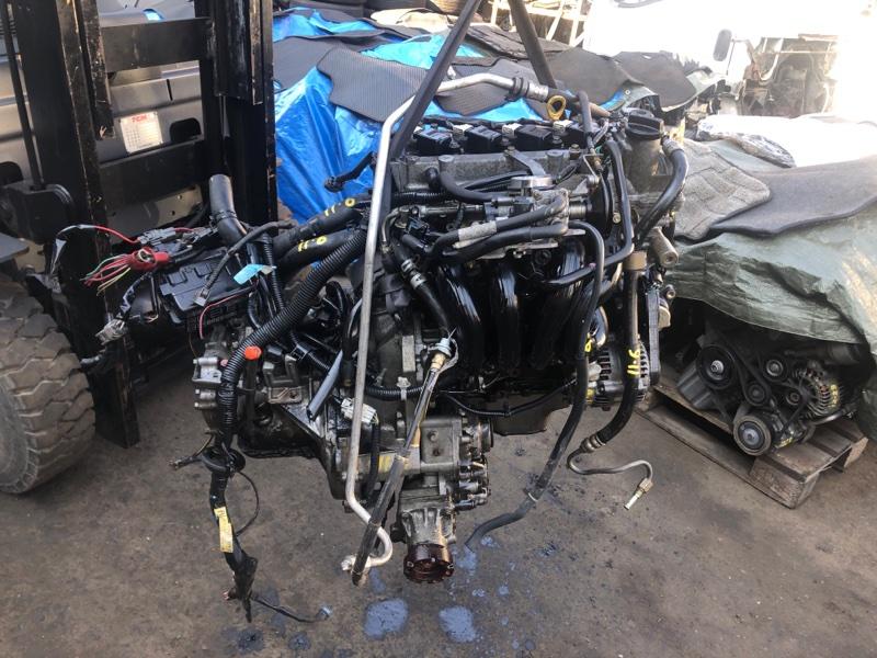 Двигатель Toyota Duet M111A K3-VE