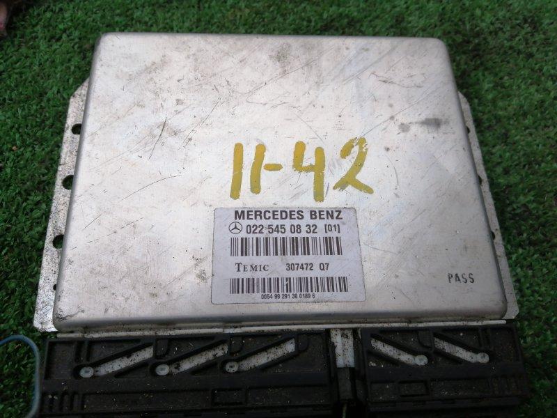 Блок управления подвеской Mercedes-Benz Cl500 113.960