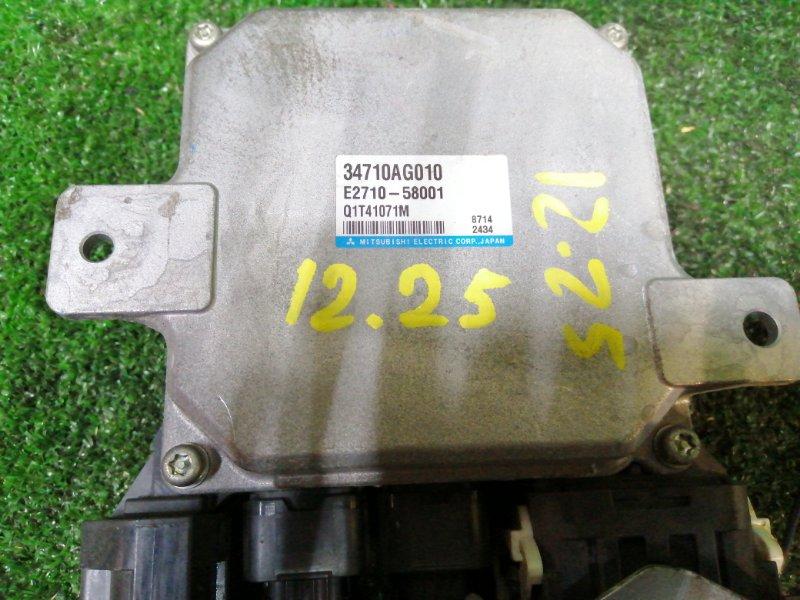 Блок управления рулевой рейкой Subaru Exiga YA5 EJ20