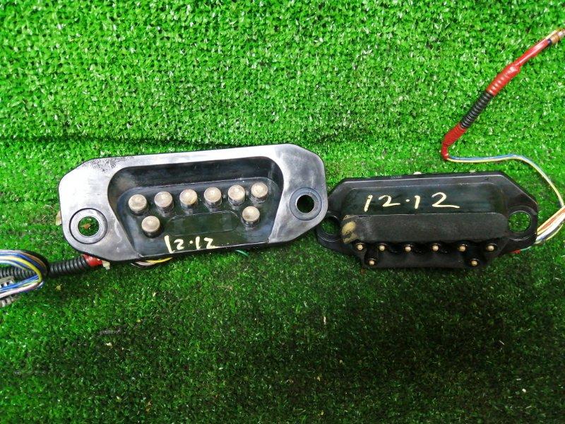 Проводка двери Honda Stepwgn RF3 K20A