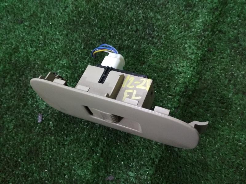 Кнопка стеклоподъемника Toyota Progres JCG10 1JZ-FSE передняя левая