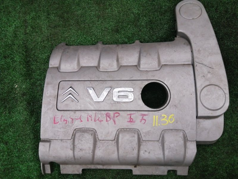 Крышка на двигатель декоративная Citroen C5 XFUPSA 2007