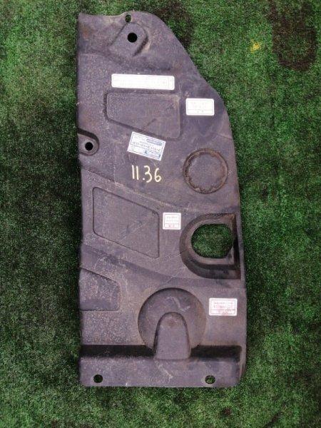 Защита подкапотного пространства Citroen C5 XFUPSA 2007