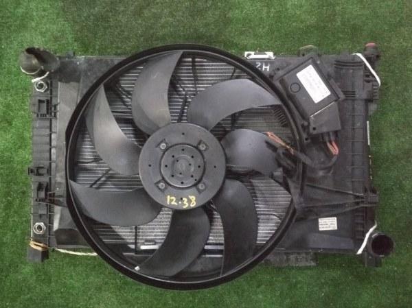 Радиатор двигателя Mercedes-Benz C180 111.951 2001