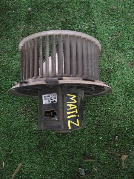 Вентилятор печки Daewoo Matiz