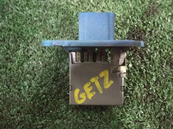 Реостат печки Hyundai Getz