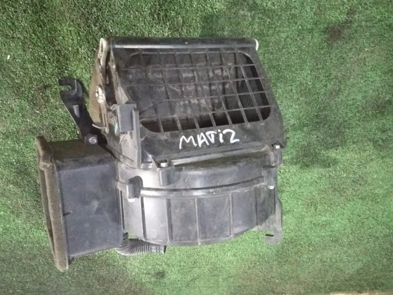 Корпус вентилятора отопителя Daewoo Matiz F8CV 2007