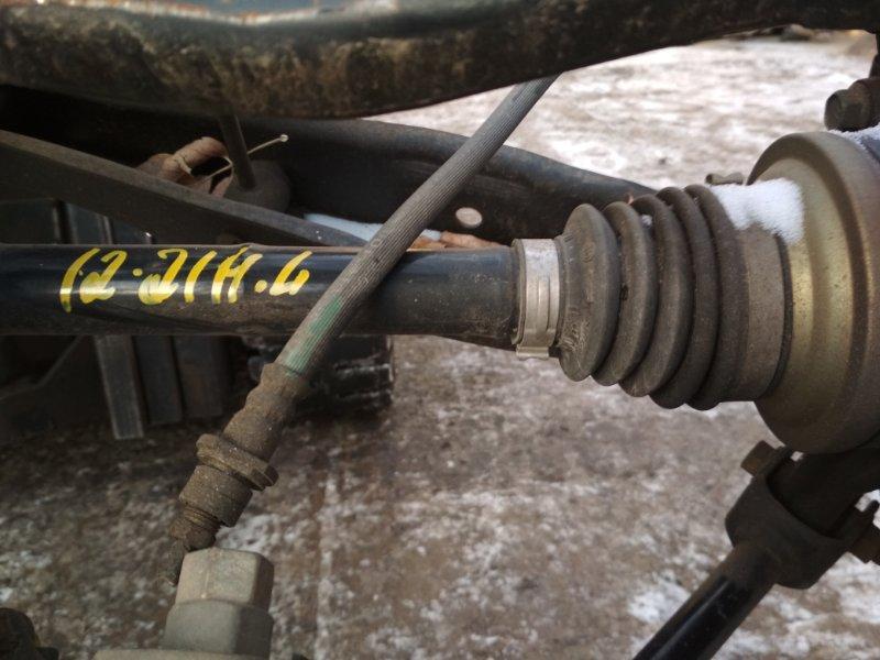 Привод Toyota Progres JCG10 1JZ-FSE задний левый