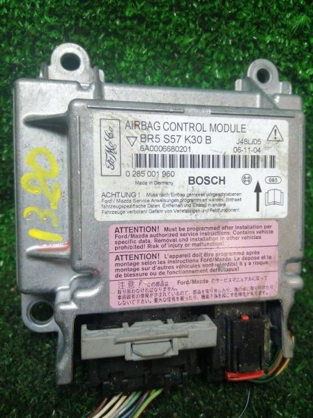 Блок управления airbag Mazda Axela BKEP LF