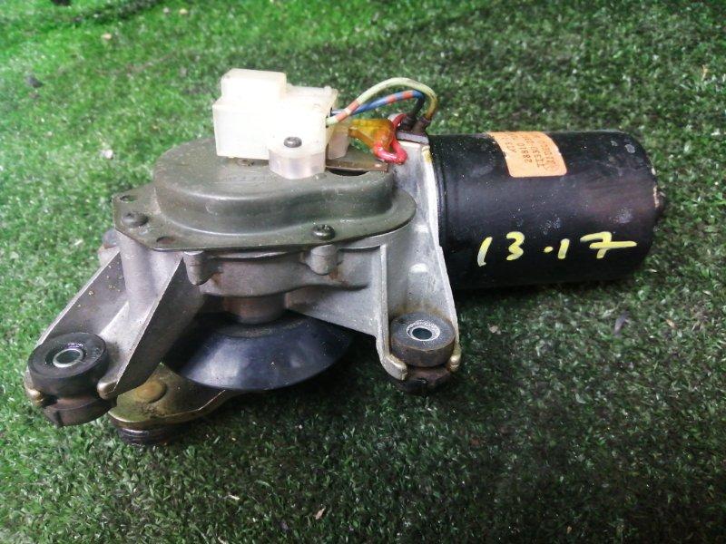 Мотор стеклоочистителя Nissan March K11 CG10DE