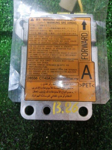 Блок управления airbag Nissan March AK12 CR12
