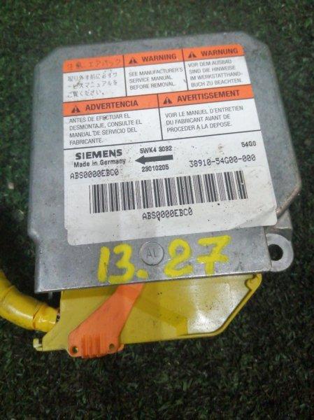 Блок управления airbag Suzuki Aerio RB21S M15A