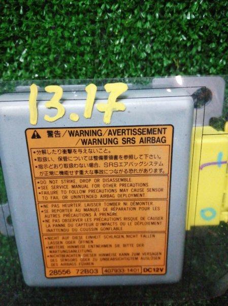 Блок управления airbag Nissan March K11 CG10DE