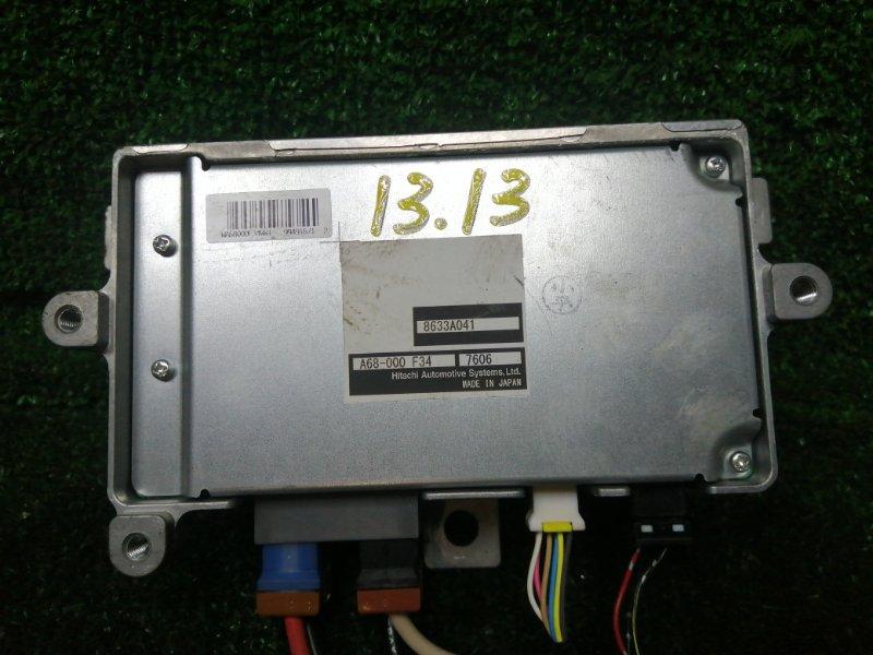 Блок управления рулевой рейкой Mitsubishi Colt Z23A 4A91