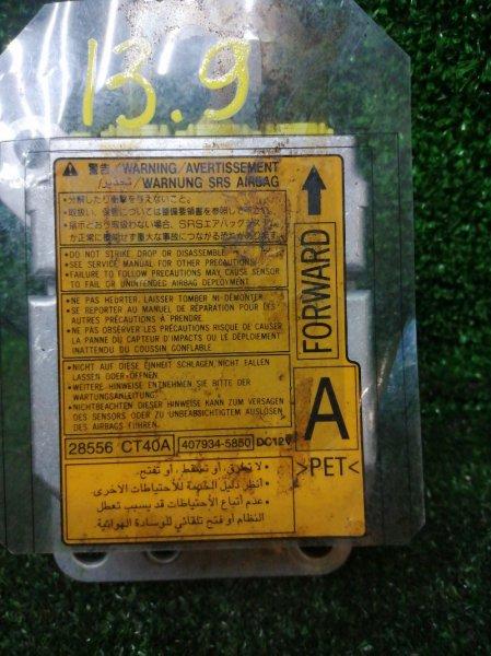 Блок управления airbag Nissan March AK12 CR12DE