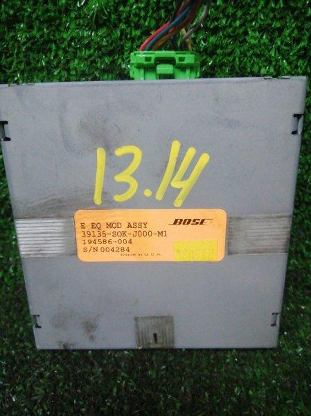 Усилитель звука Honda Saber UA4 J25A