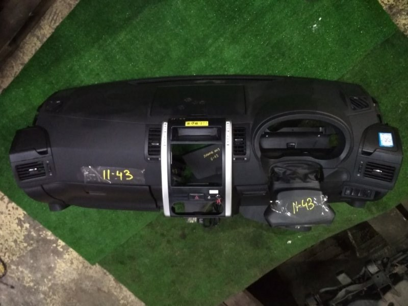 Панель передняя в салон Nissan X-Trail NT31 MR20DE
