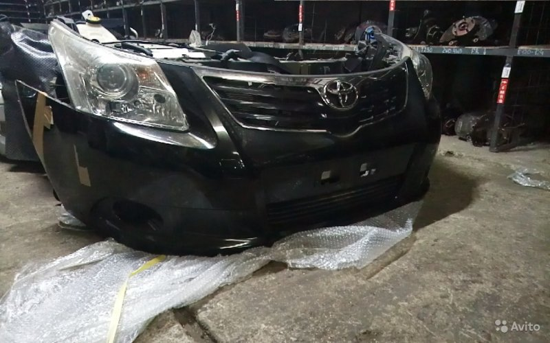 Nose cut Toyota Avensis T27