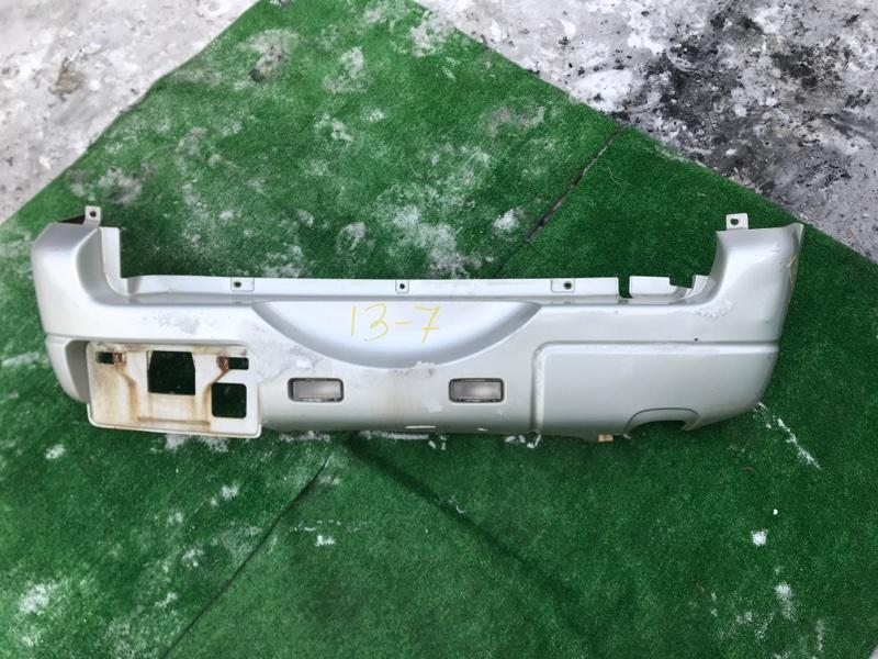 Бампер Suzuki Jimny JM23W K6A-T задний