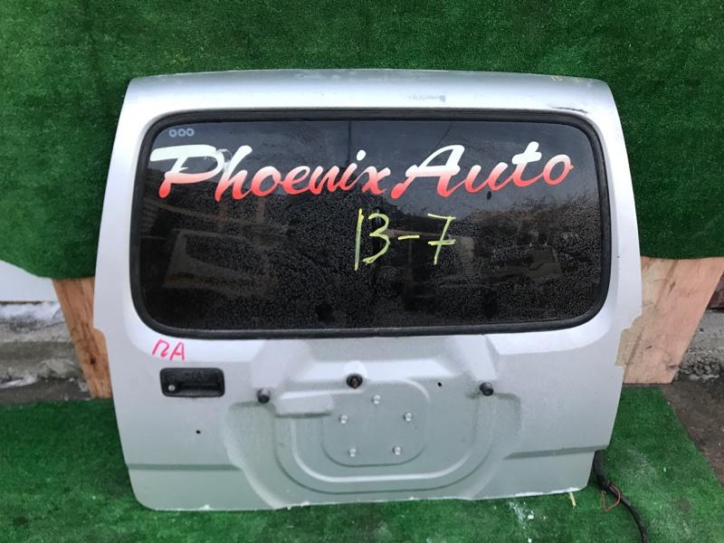 Дверь задняя багажника Suzuki Jimny JM23W K6A-T