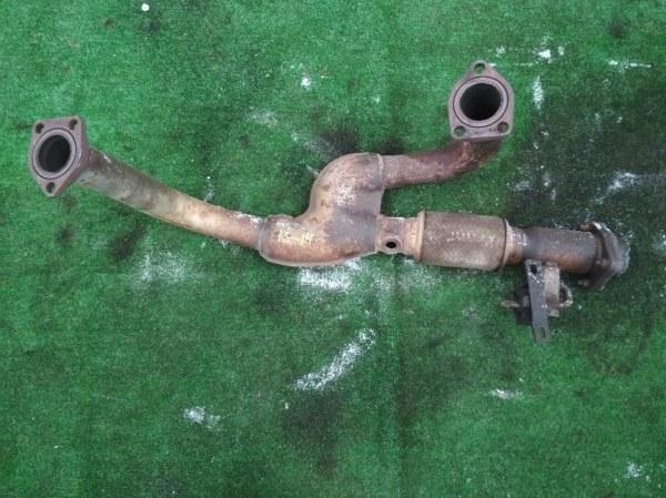 Труба приемная глушителя Honda Saber UA4 J25A