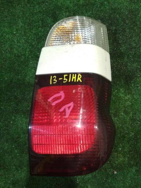 Фонарь стоп-сигнала Toyota Granvia VCH16W 5VZ-FE правый