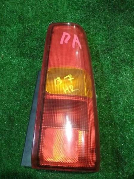 Фонарь стоп-сигнала Suzuki Jimny JM23W K6A-T правый