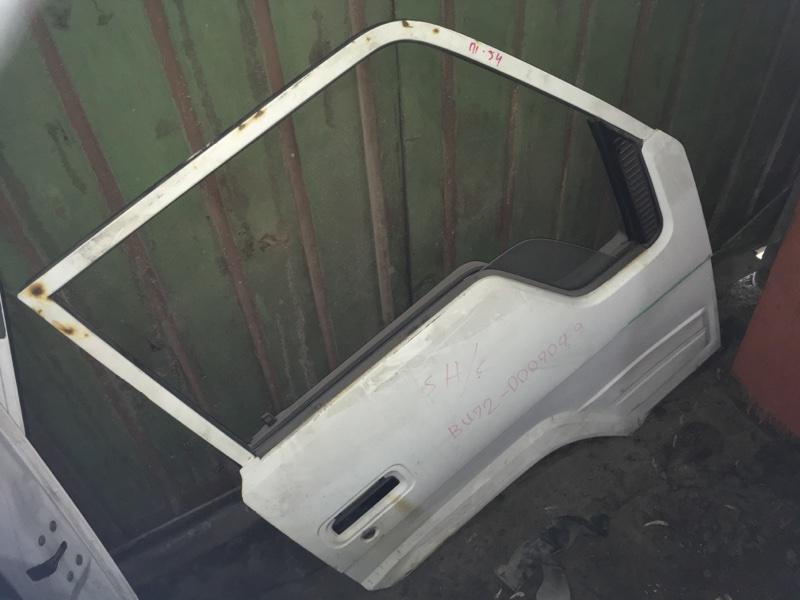 Дверь боковая Toyota Toyoace BU72 14B передняя правая