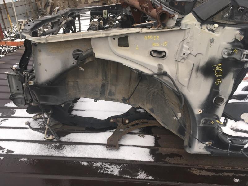 Лонжерон Toyota Harrier MCU15W левый