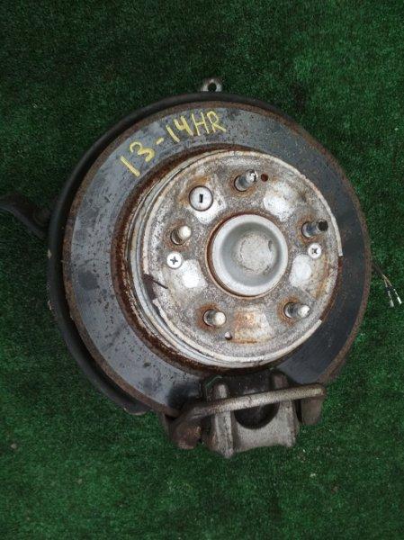 Диск тормозной Honda Saber UA4 J25A задний правый