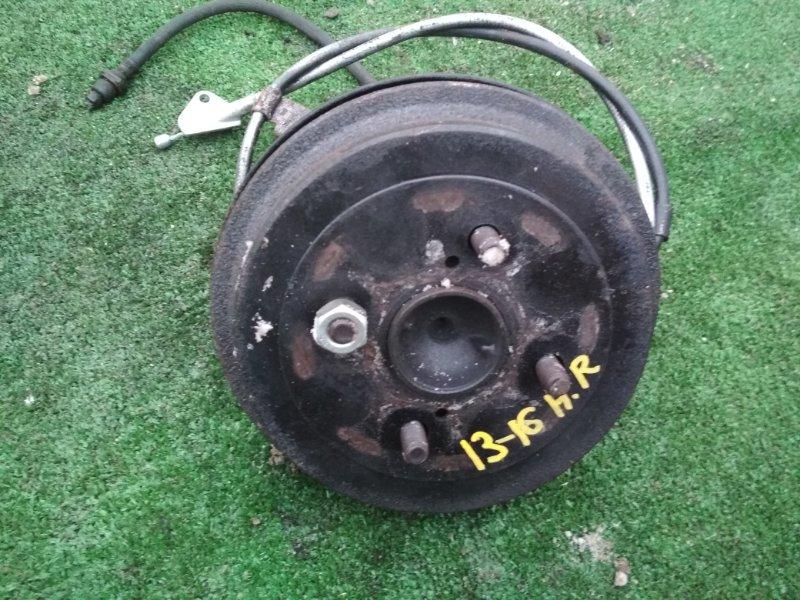 Барабан тормозной Toyota Platz SCP11 1SZ-FE задний правый