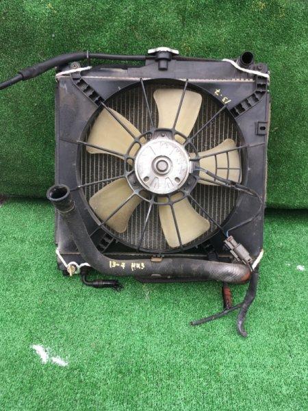 Радиатор двигателя Suzuki Jimny JM23W K6A-T