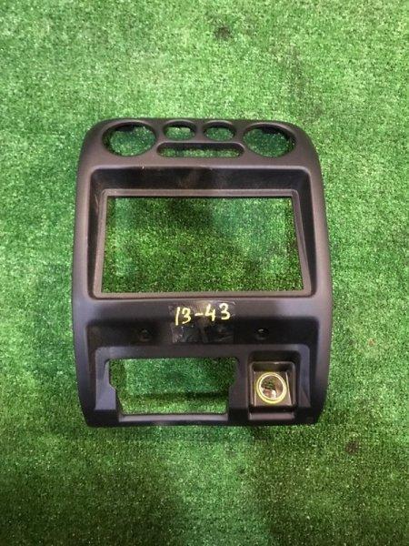 Консоли панели приборов Daihatsu Terios Kid J111G EF-DEM