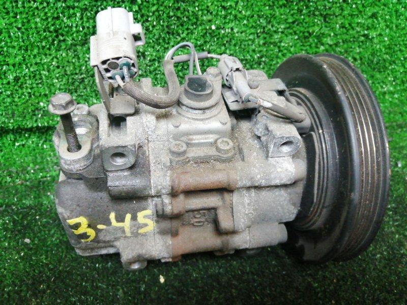 Компрессор кондиционера Toyota Spacio AE-111 4A-FE
