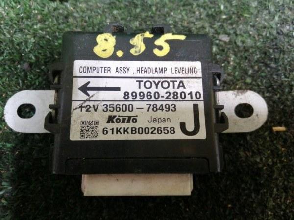 Корректор фар Toyota Estima ACR50W 2AZ-FE
