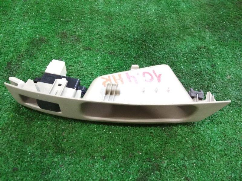 Кнопка стеклоподъемника Nissan March AK12 CR12DE задняя правая